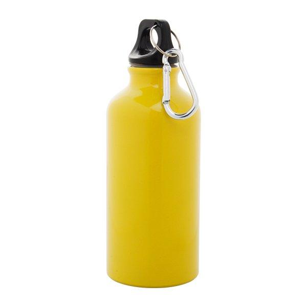 borraccia_mini_alluminio_giallo_gancio
