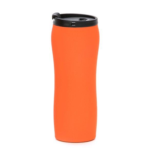 tazza da viaggio a chiusura ermetica personalizzata bc-902t arancio