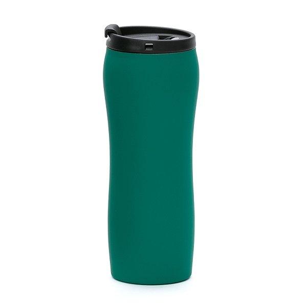 tazza da viaggio a chiusura ermetica personalizzata bc-902t verde