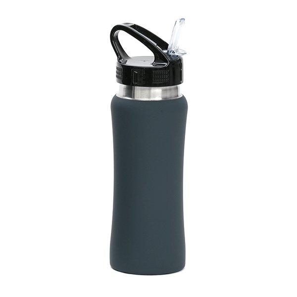 Borraccia in acciaio con beccuccio personalizzata BC-905 grigio